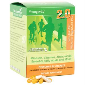 Picture of On-The-Go Healthy Body Start Pak™ 2.0 - 30 packets